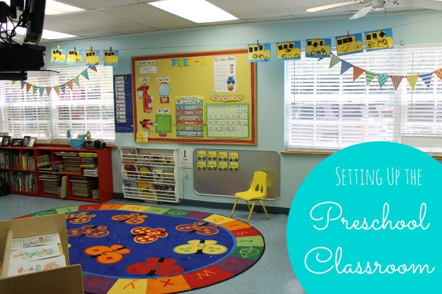 Classroom Decoration Nursery ~ Preschool classroom reveal happy home fairy