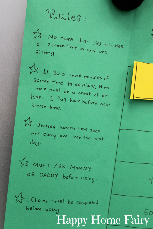 managing your child's screen time 3