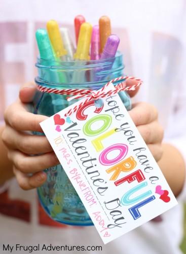 Easy Valentine Gift Ideas For The Teacher Happy Home Fairy