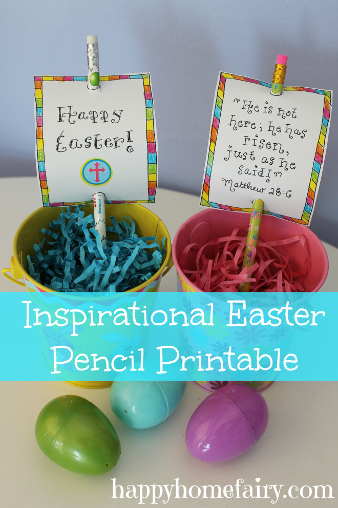 easter pencil printable4