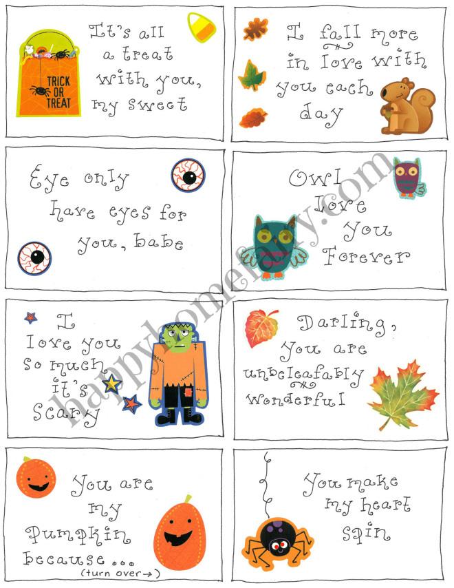hubby halloween stickers at happyhomefairy.com