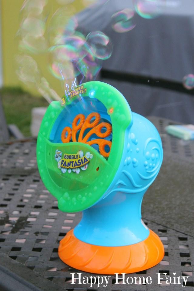 bubble machine 8