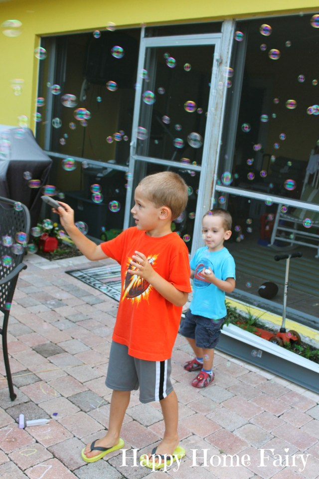 bubble machine 9