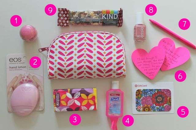 Survival Kit for the NICU Mama - love this!