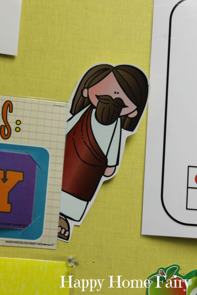 introducing toddlers to Jesus - love
