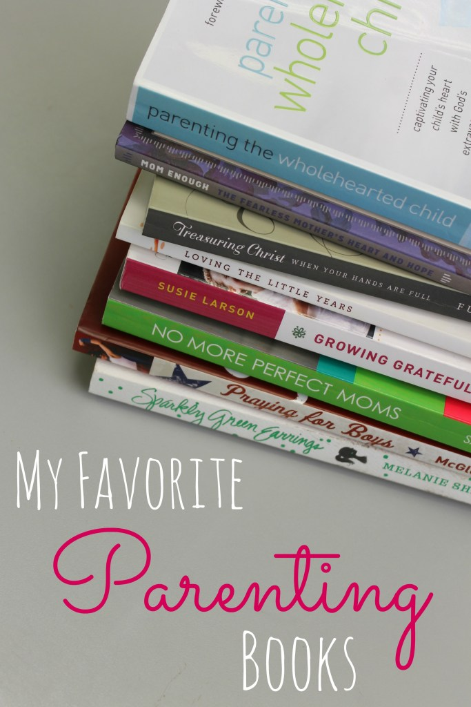 Happy Home Fairy's Favorite Parenting Books