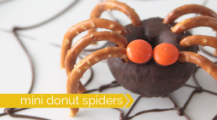 cute halloween snack