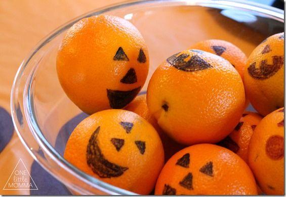 cute halloween snacks 1