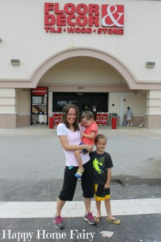 The Store That Made Our Home Project Dream Come True!
