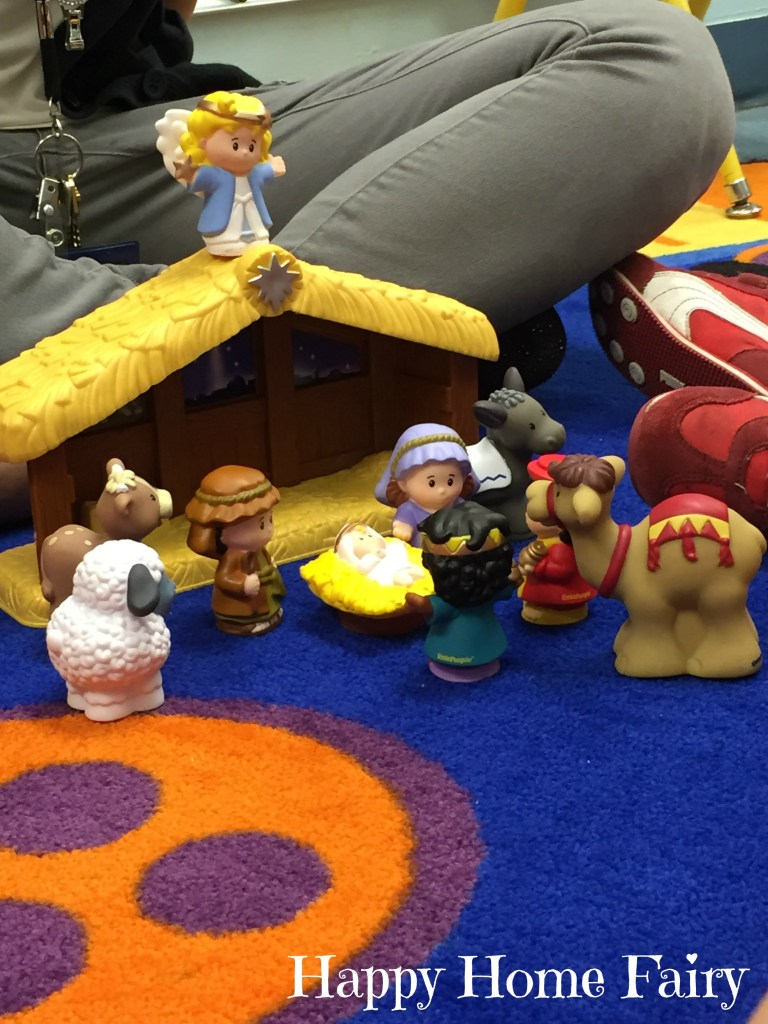 What's Missing from the Nativity Game