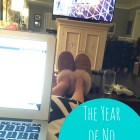 the year of no resolutions