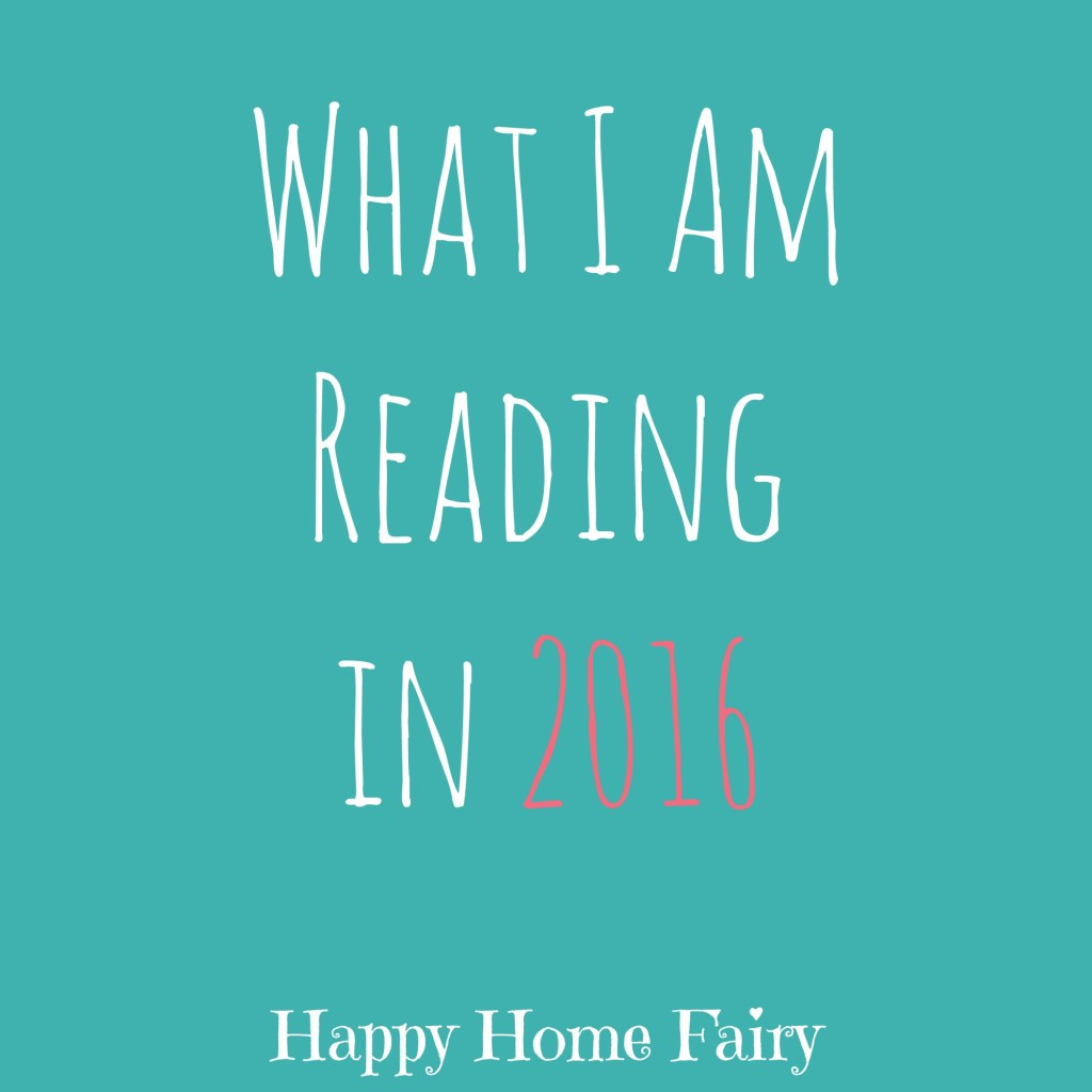 Great new books to read in 2016!