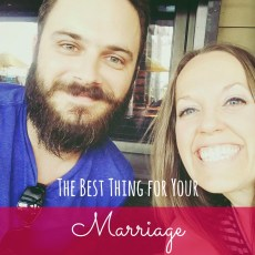The BEST Tip For Your Marriage