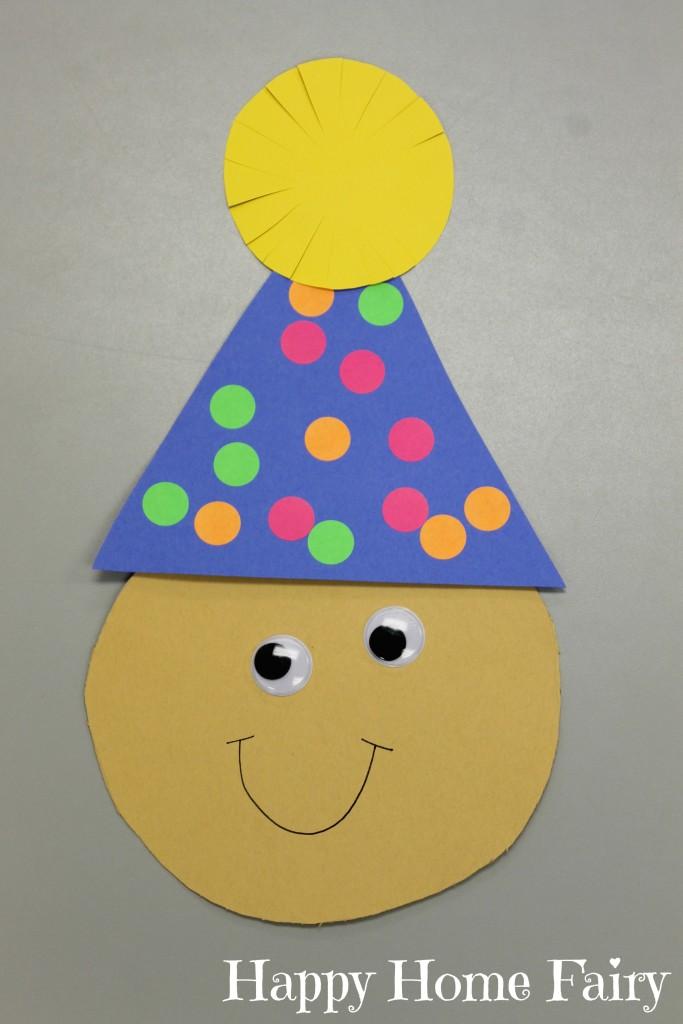 Happy New Year S Craft Preschoolers