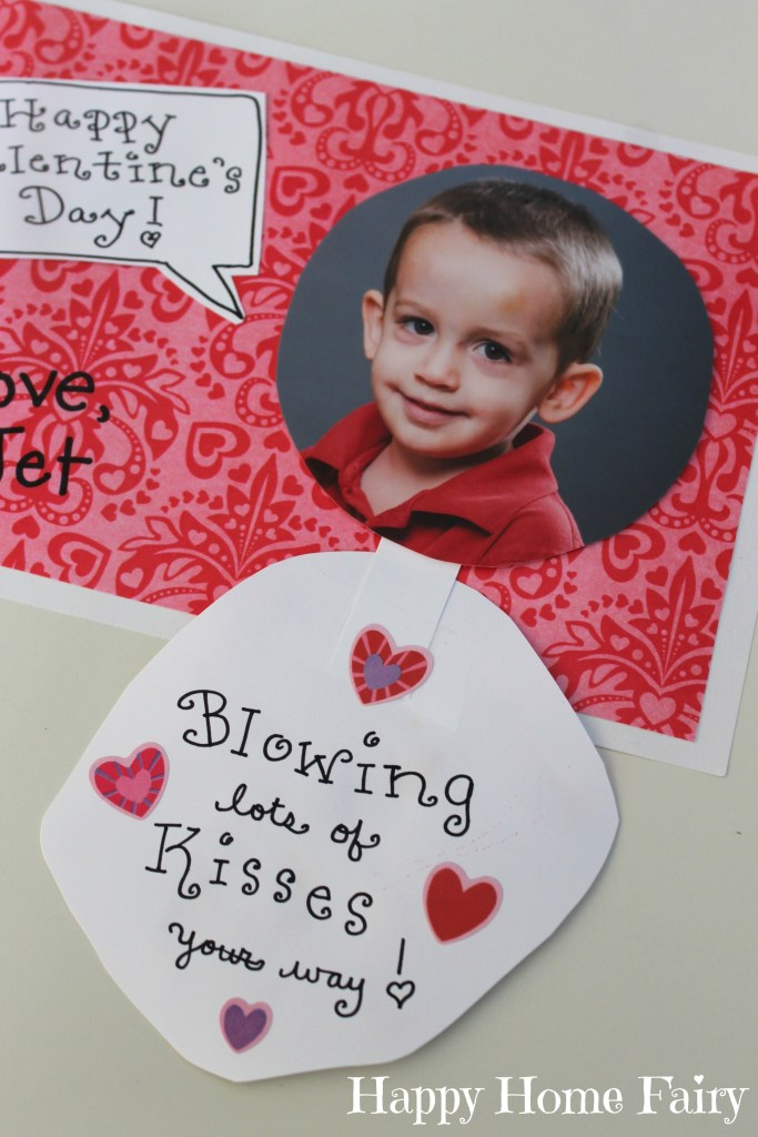 cute valentine's day craft for the grandparents!