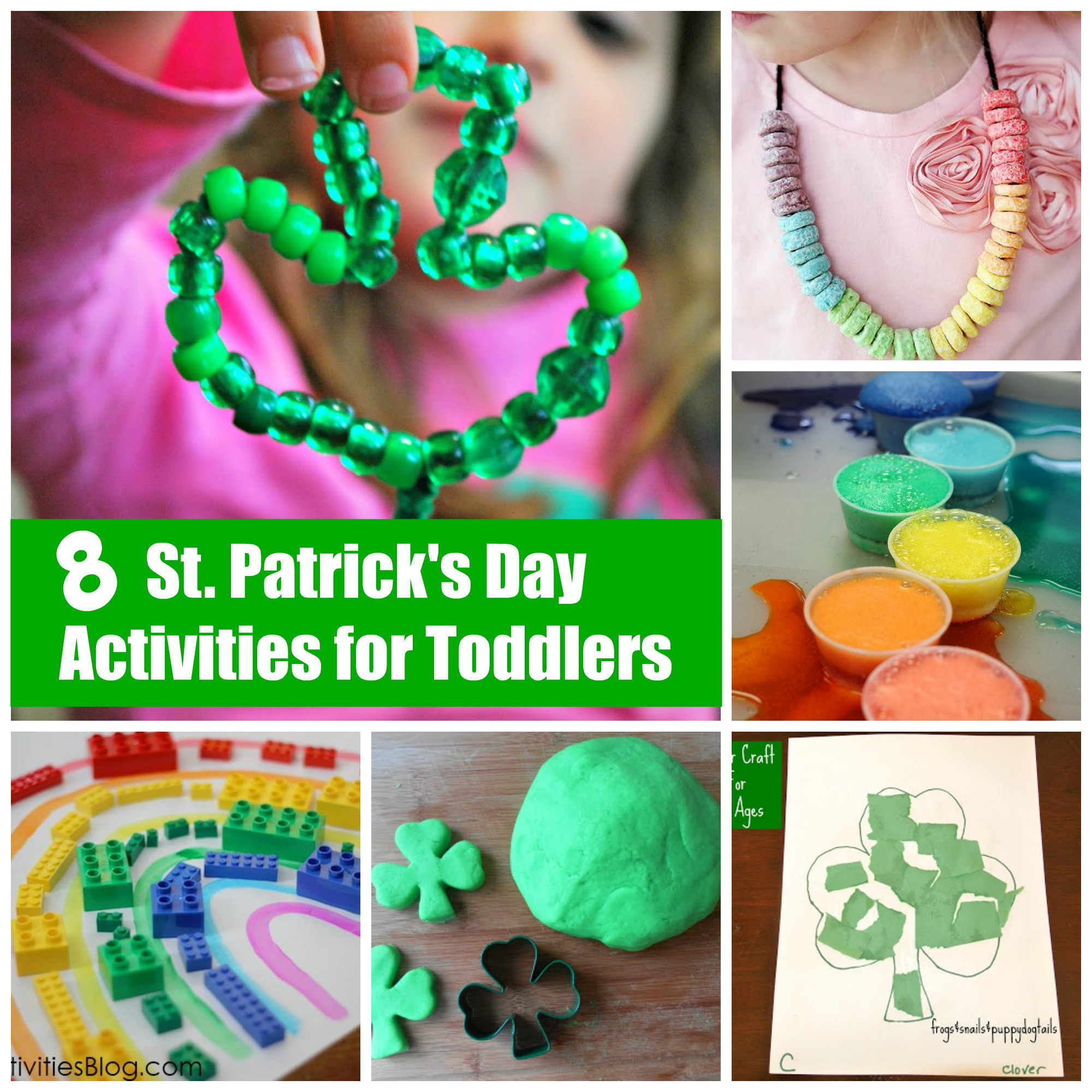 8 Simple St Patrick S Day Activities For Toddlers