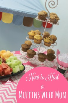 How to Host a Muffins With Mom in Your Preschool Classroom