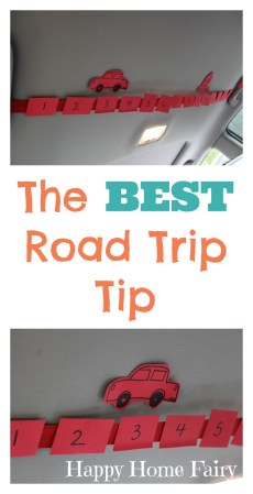 The Best Road Trip Tip!
