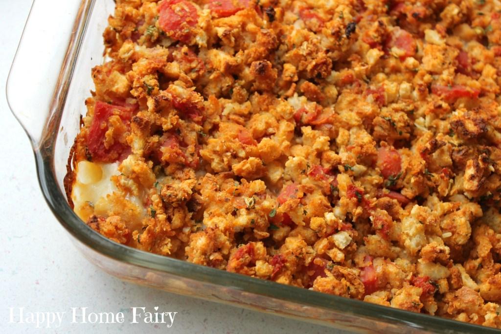 Recipe - Chicken Bruschetta Bake (the BEST meal to take to ...