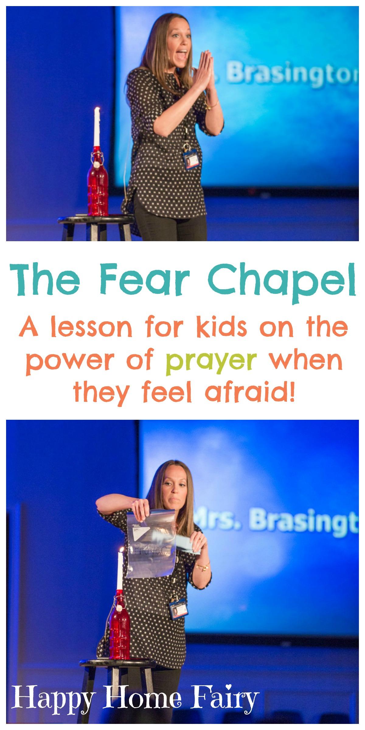 The Fear Chapel