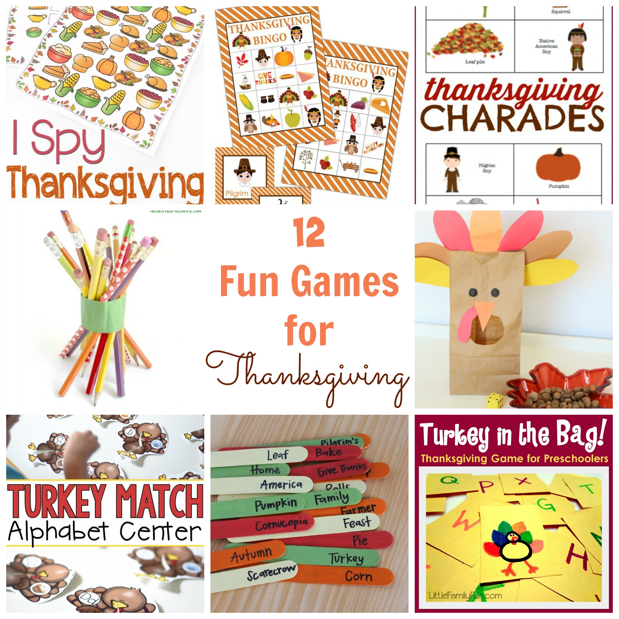 5 Games For Family Fun On Thanksgiving | TODAY - YouTube