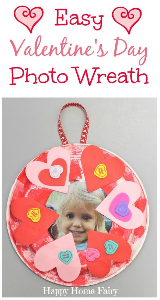 easy valentine's day craft  happy home fairy