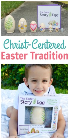 Brand New Christ-Centered Easter Tradition – GIVEAWAY!