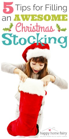 5 Tips for Filling an Awesome Christmas Stocking