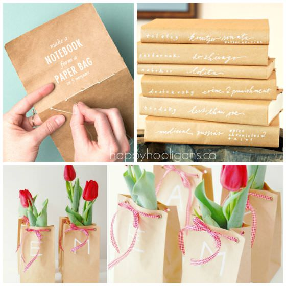 Cool things to make with a paper bag copy