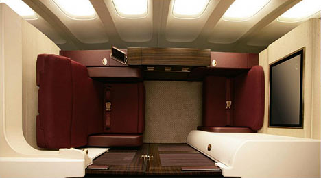 Suite in a jet