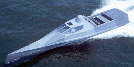 MarySlim: a Very Slender Vessel as motor yacht