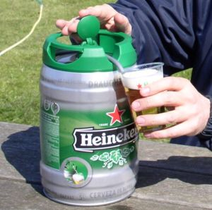 Heineken 5L DraughtKeg