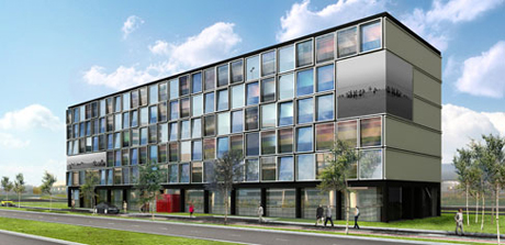CitizenM Schiphol Airport Amsterdam