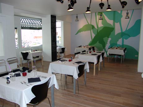 Amsterdam - Restaurant Freud Interior