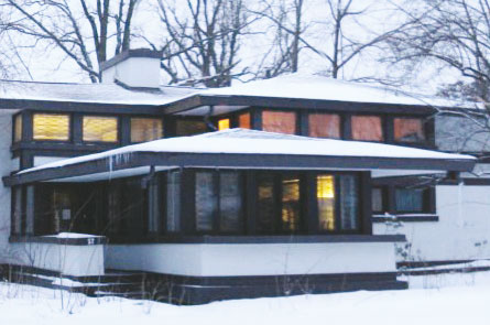 Stay in Frank Lloyd Wright's Davidson House