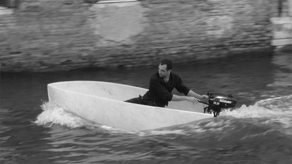 Fabio Viale Marble Yacht