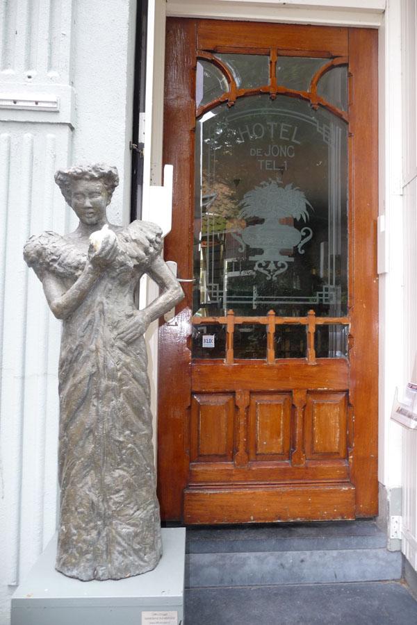 Hotel Door P1010860