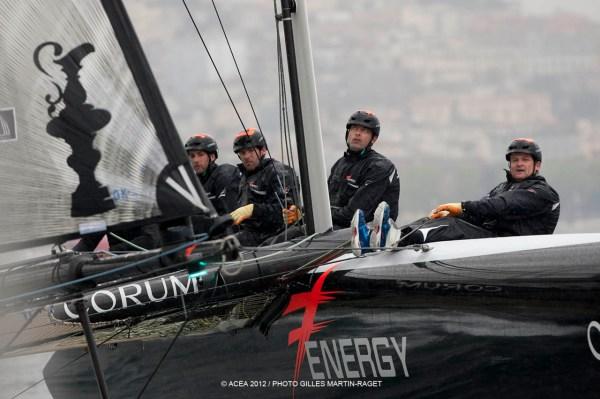 Team Energy Wins First Naples Fleet Race