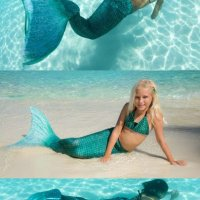 Mermaid Tails for American Girl Dolls