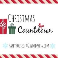 Christmas Countdown: 17 Days