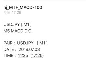 MTF_MACDインジケーターv1.00