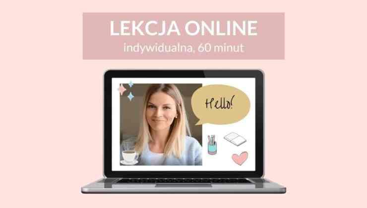 lekcje angielskiego online Ewa Beczek