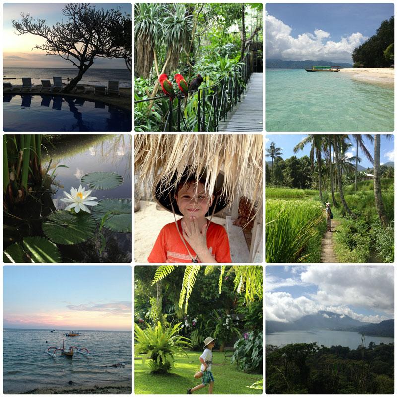 Бали, красивейшие места
