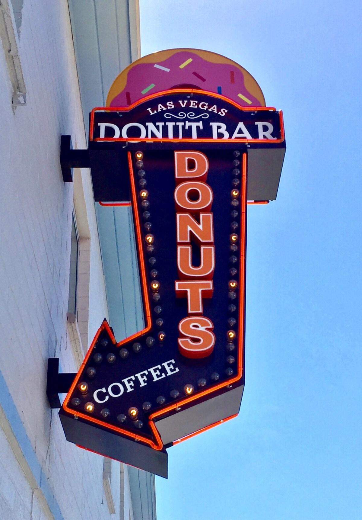 Donut Bar | Downtown Las Vegas #donutbar #donuts #vegas #lasvegas #downtownlasvegas