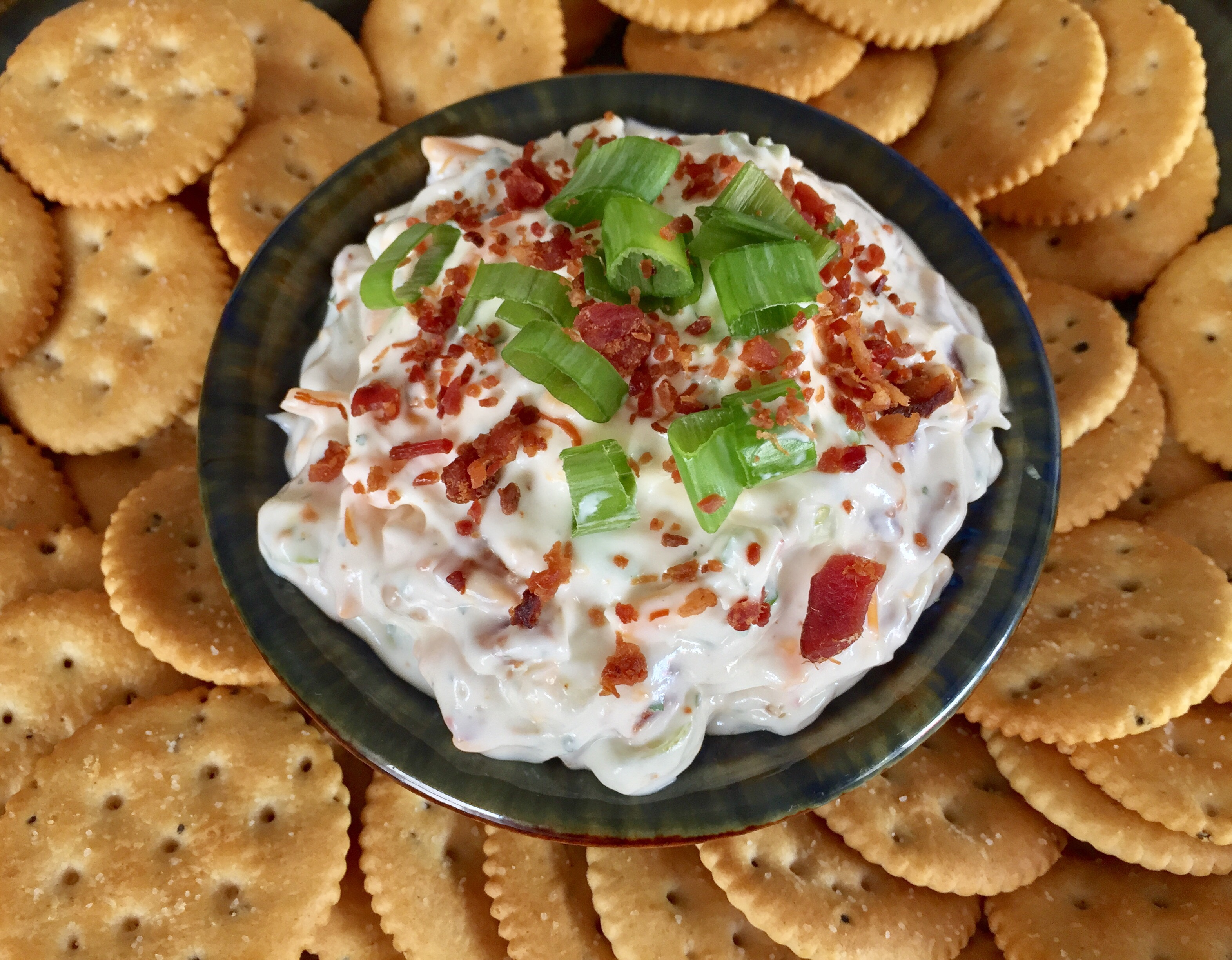 Creamy Bacon Ranch Dip