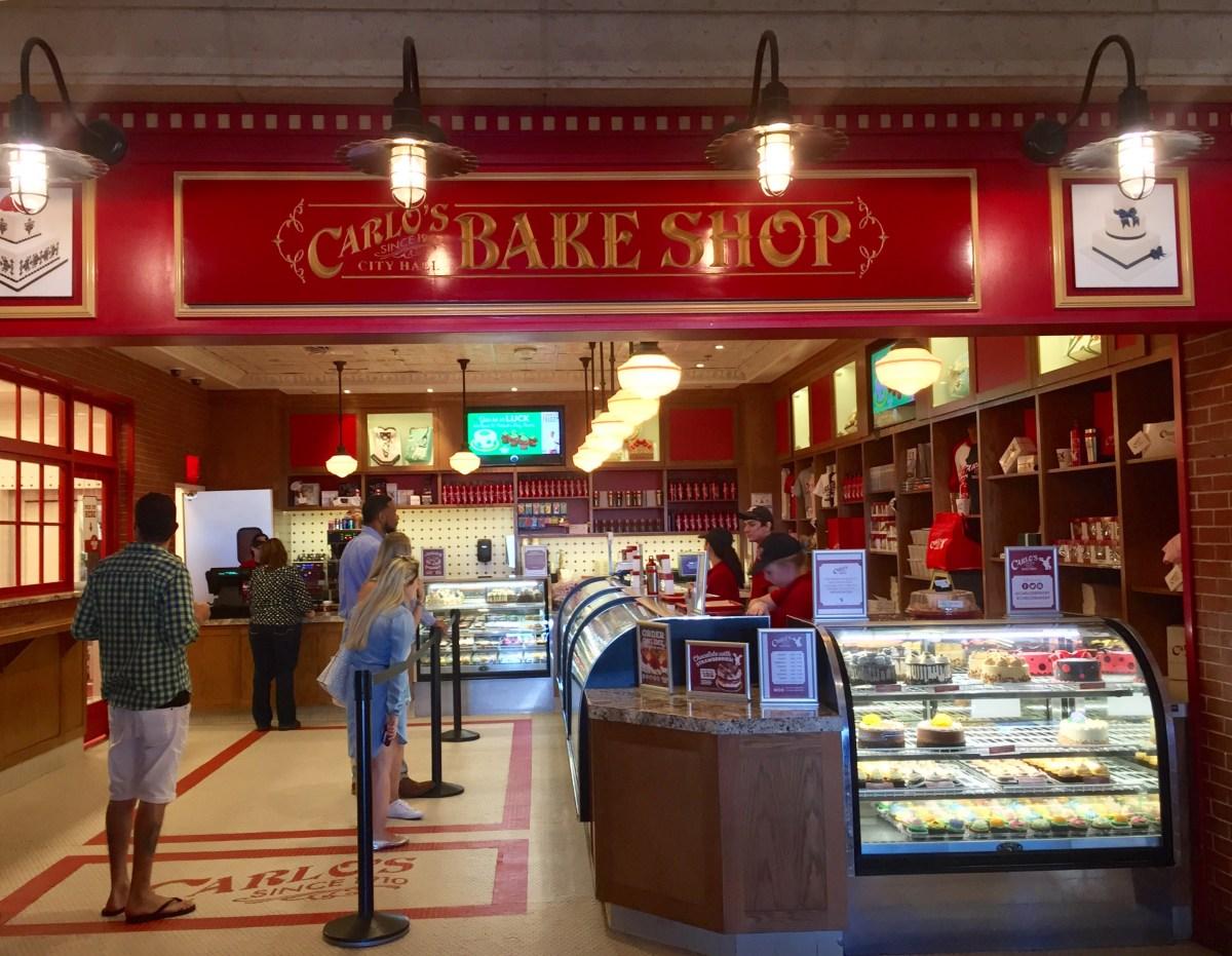 Carlo's Bake Shop at the Venetian #vegas #lasvegas #carlosbakery #venetian #thevenetian
