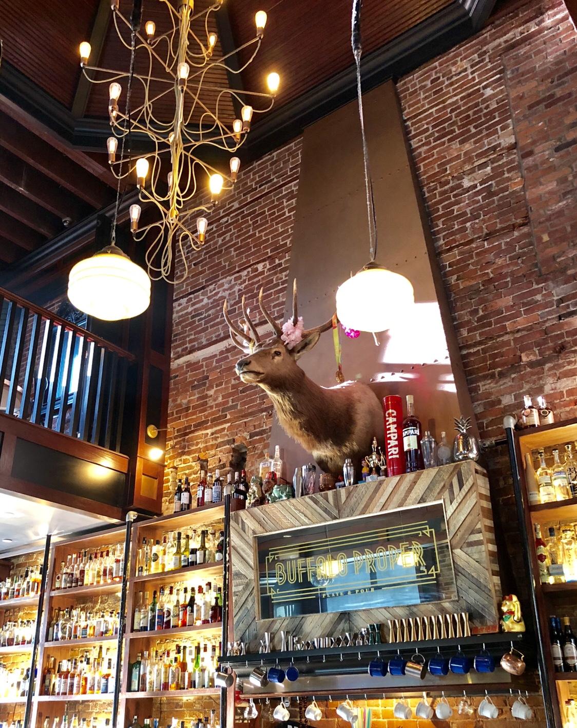 Buffalo Proper Plate & Pour #buffaloproper #buffalony #buffalorestaurants #westernny #buffalobars