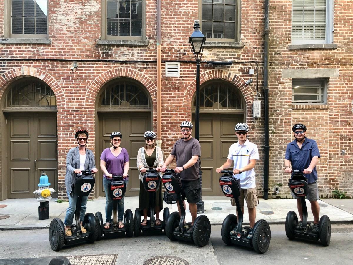 City Segway Tour New Orleans #segwaytour #neworleans #nola #neworleanstours #ncitysegwaytours #howtogetaroundneworleans