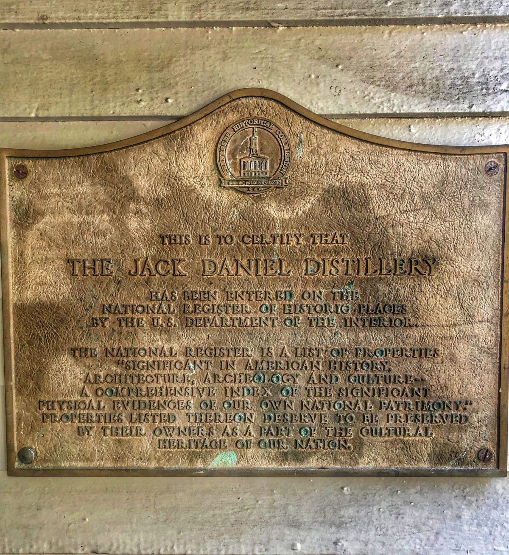 Jack Daniels Distillery #lynchburgtn #distillerytour #jackdaniels #travel #nashville