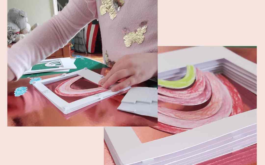 Rainbow craft: Styled 3 ways